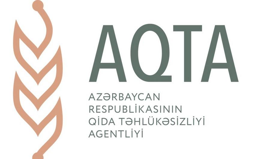 AQTA: Bitki mənşəli məhsulların monitorinqi proqramı hazırlanacaq