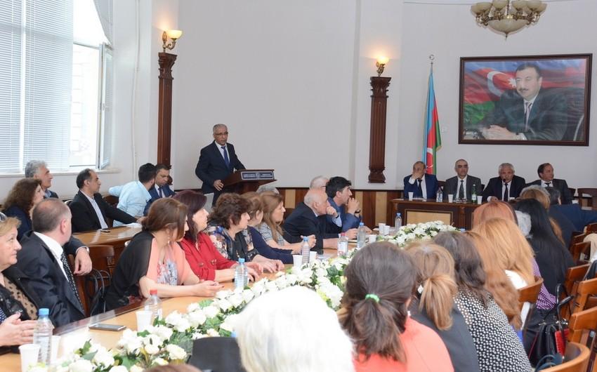 UNEC hosts Aziz Aliyev-120: I Republic-wide Scientific-practical Conference