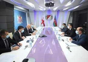 Azerbaijan, Georgia mull joint construction of border checkpoints