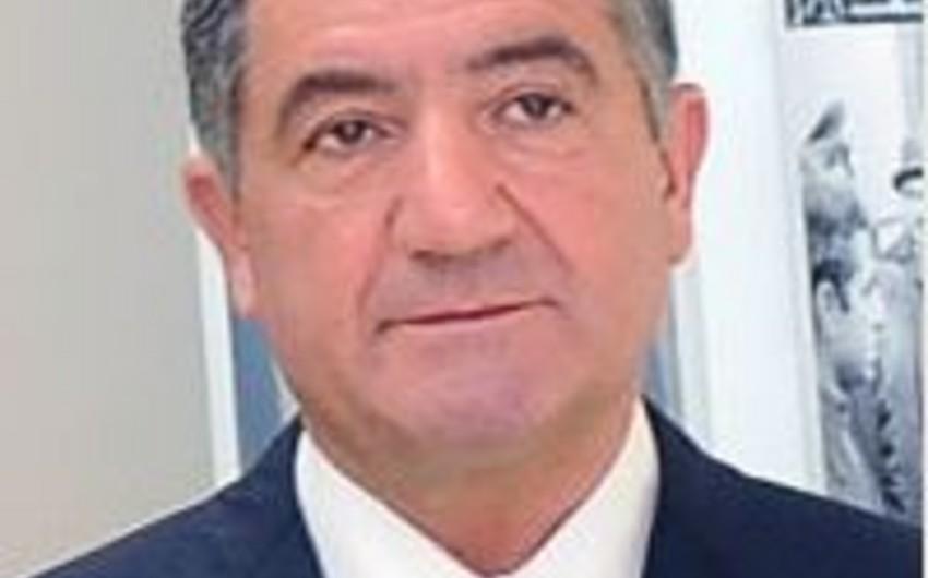 """Vaqif Abdullayev 3-cü dərəcəli """"Vətənə xidmətə görə"""" ordeni ilə təltif edilib"""