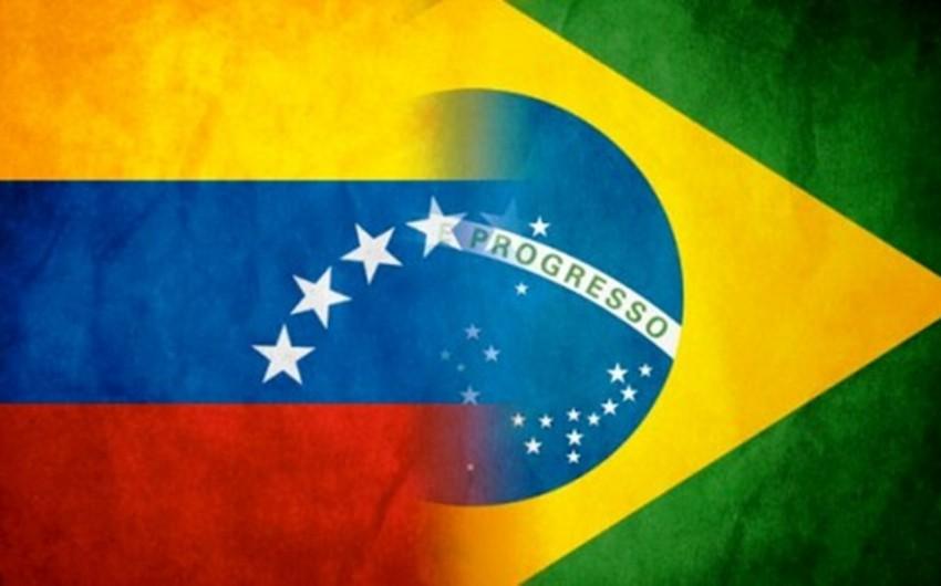 """Braziliya Maduronun nümayəndələrini """"persona non-qrata"""" elan edi"""