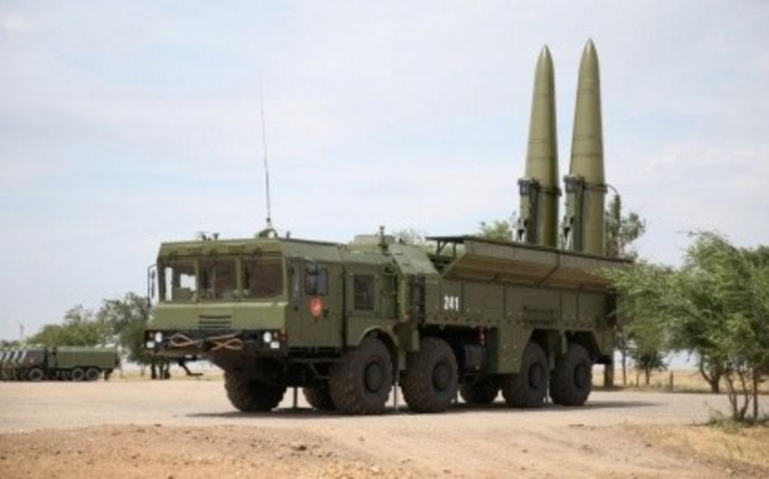 Ermənistan Rusiyadan İsgəndər-M raket kompleksləri almaq üçün danışıqlar aparır