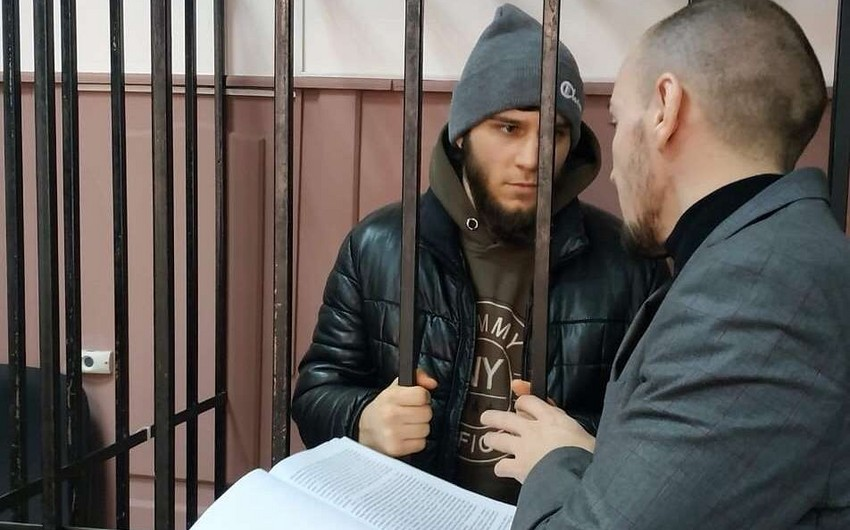 Moskvada azərbaycanlılarla çeçenlər arasındakı insidentdə əli olduğuna görə saxlanılan şəxs terrorizmdə şübhəli bilinir