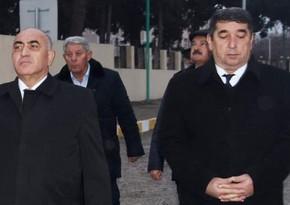 Ağstafanın həbsdə olan keçmiş icra başçısı və müavininin məhkəməsi keçirilib