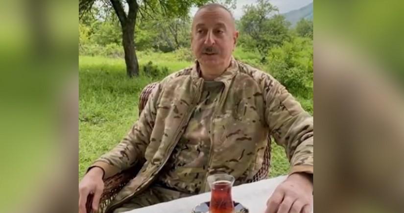 """Prezident """"Xarıbülbül"""" musiqi festivalında iştirak etmək üçün Şuşaya gedir - VİDEO"""