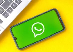 WhatsApp telefon dəyişikliyi üçün lazım olan funksiya ilə təchiz olunacaq