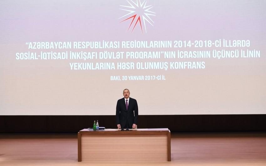 Проводится конференция, посвященная итогам третьего года реализации Госпрограммы социально-экономического развития регионов в 2014-2018 гг.
