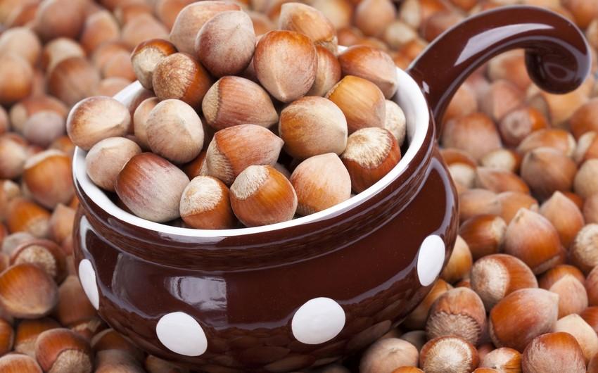 Azerbaijan's hazelnut exports to Georgia decreases 6 times per annum