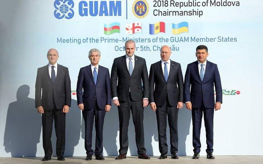 В Молдове состоялось заседание глав правительств стран-членов ГУАМ