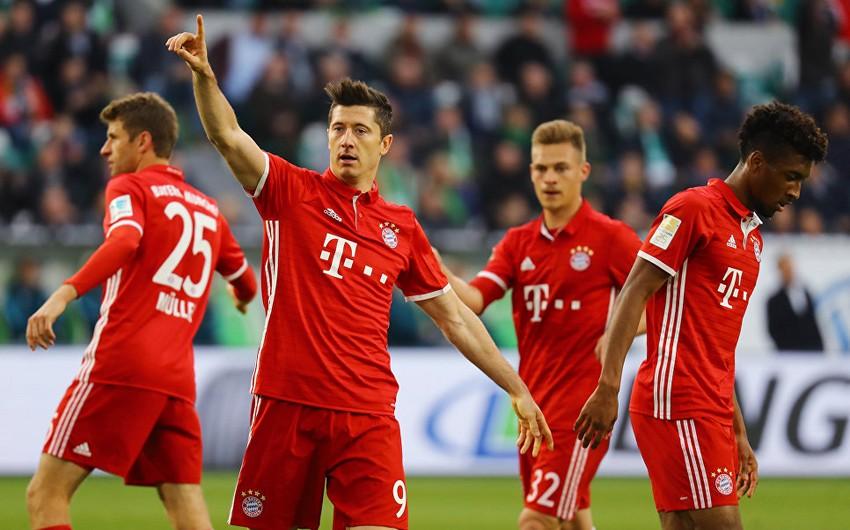 Бавария в пятый раз подряд стала чемпионом Германии по футболу - ВИДЕО