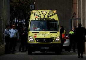 В Испании в результате наезда машины пострадали семь человек