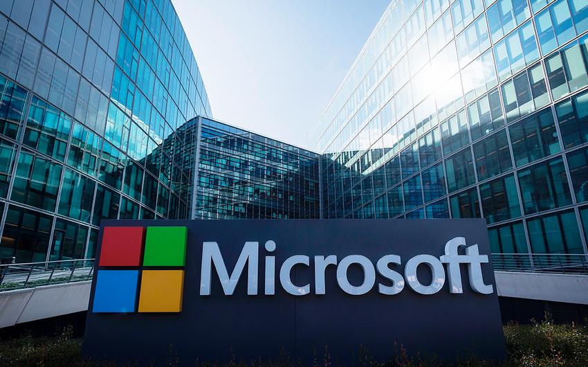 """""""Microsoft""""un bazar dəyəri ilk dəfə 2 trilyon dolları keçib"""