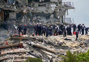 Возросло число погибших при обрушении здания в США