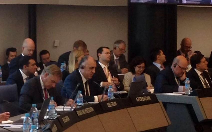 Elmar Mammadyarov: Azerbaijan stands by Turkey