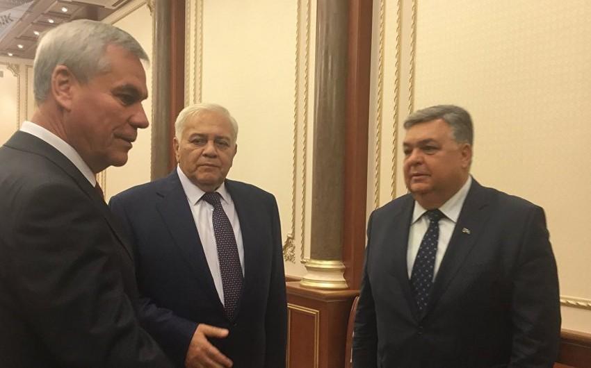 Председатель Палаты представителей Нацсобрания Беларуси: Азербайджан - это наш надежный друг и партнер