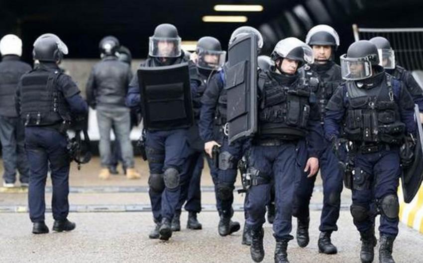 Fransada terror aktı hazırlamaqda şübhəli bilinən tələbə həbs olunub