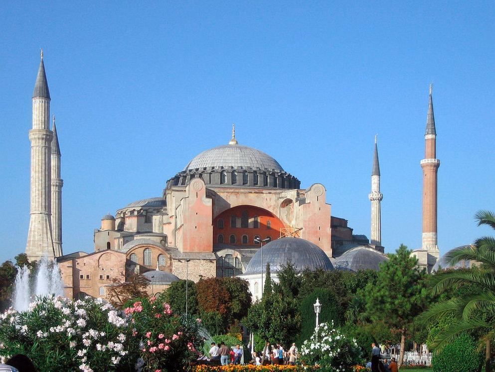 Hagia Sophia to be open for all: Erdoğan