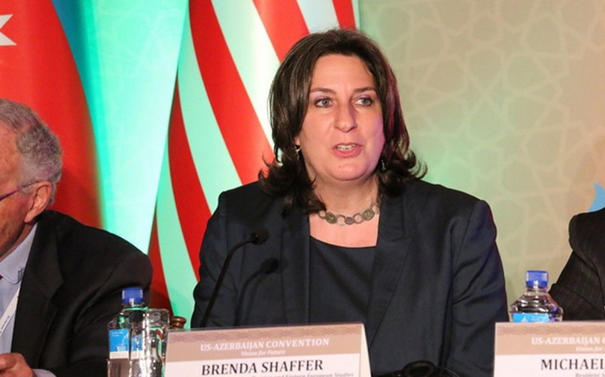 Brenda Shaffer: Peace in Karabakh is possible only if major forces are interested