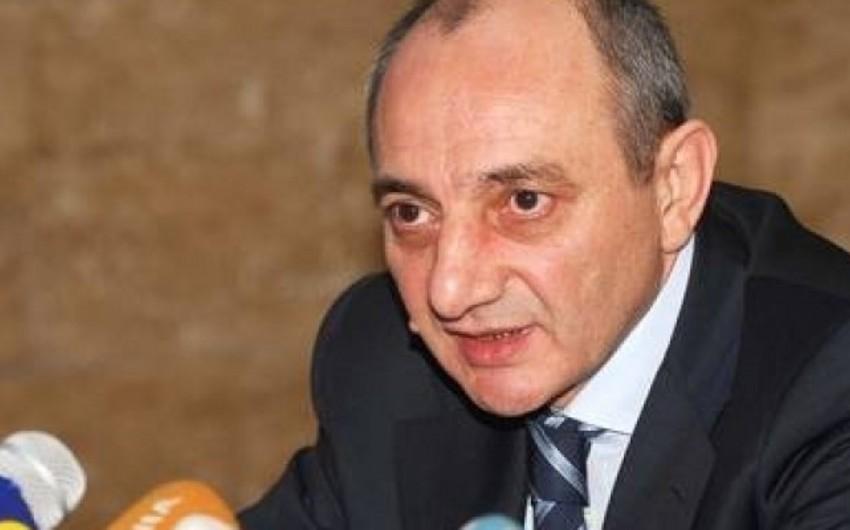 Главу сепаратистов Нагорного Карабаха вызвали на допрос
