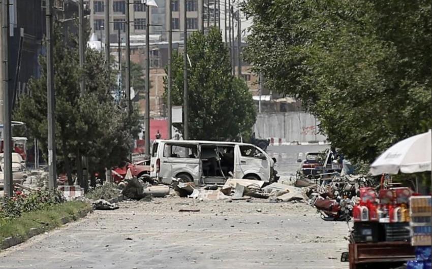 Əfqanıstanda bazara mərmi düşüb, 6 nəfər ölüb