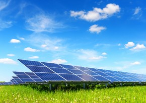 Solar energy generation increases by 13% in Azerbaijan