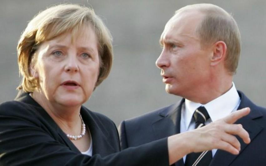 Merkel: Rusiyaya qarşı yeni sanksiyalar qəbul edilə bilər