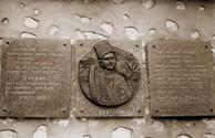 Bülbülün Şuşadakı ev muzeyi üçün memorial xatirə lövhəsi hazırlanıb