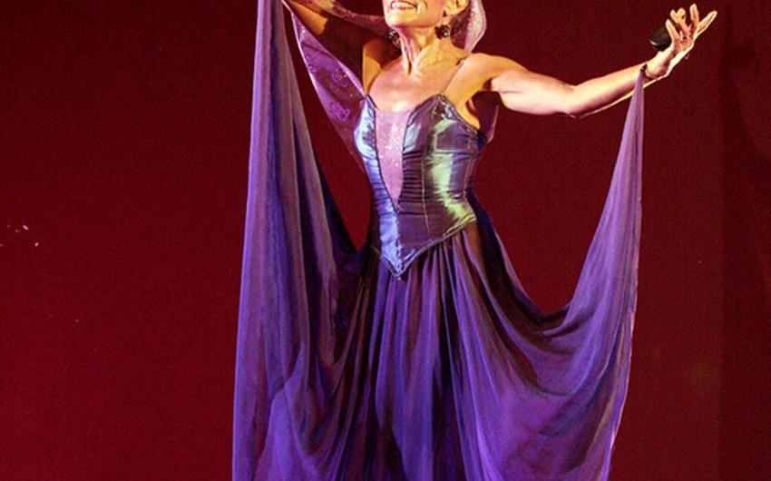 Meksikanın tanınmış prima balerinası Bakıda çıxış edib
