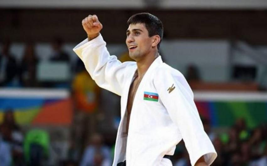Azərbaycan cüdoçusu Qran-Pri yarışında bürünc medal qazanıb