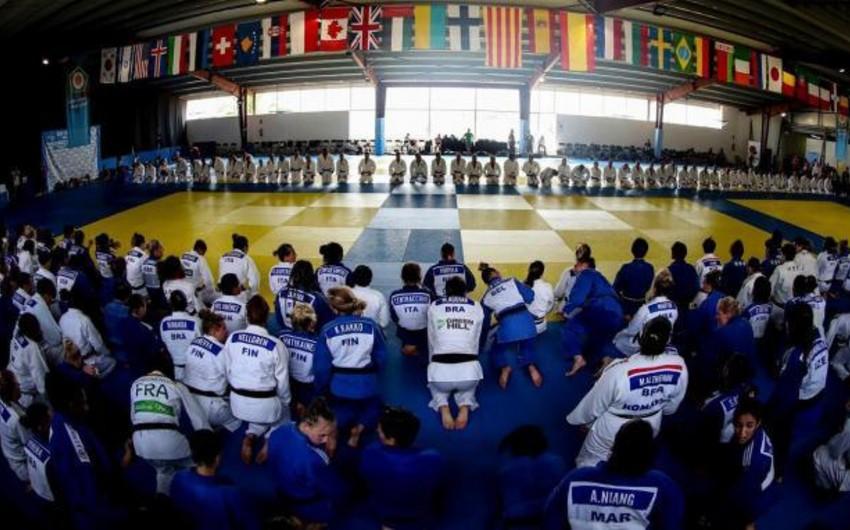 Cüdo üzrə Azərbaycan milli komandası Bakıda keçiriləcək dünya çempionatına Almaniyada hazırlaşır