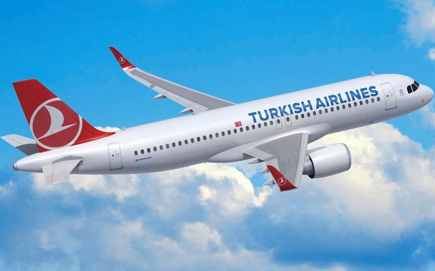 """""""Türk Hava Yolları"""" İstanbul-Bakı-İstanbul reysini bərpa edir"""