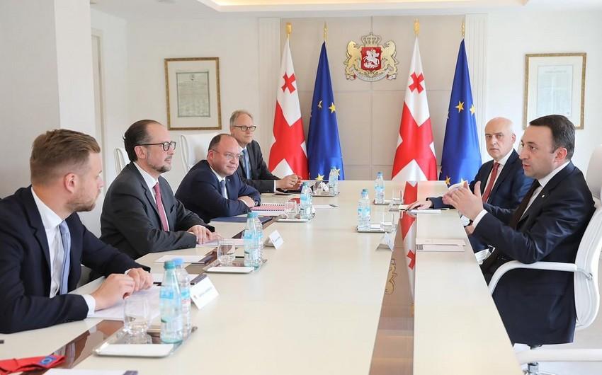 FMs thank Georgia for successful mediation between Azerbaijan and Armenia