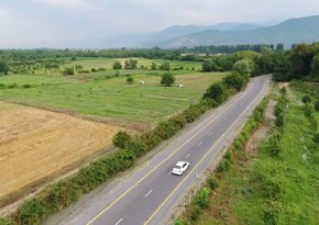 Президент  принял участие в открытии автодороги Балакен-Газбина-Ититала