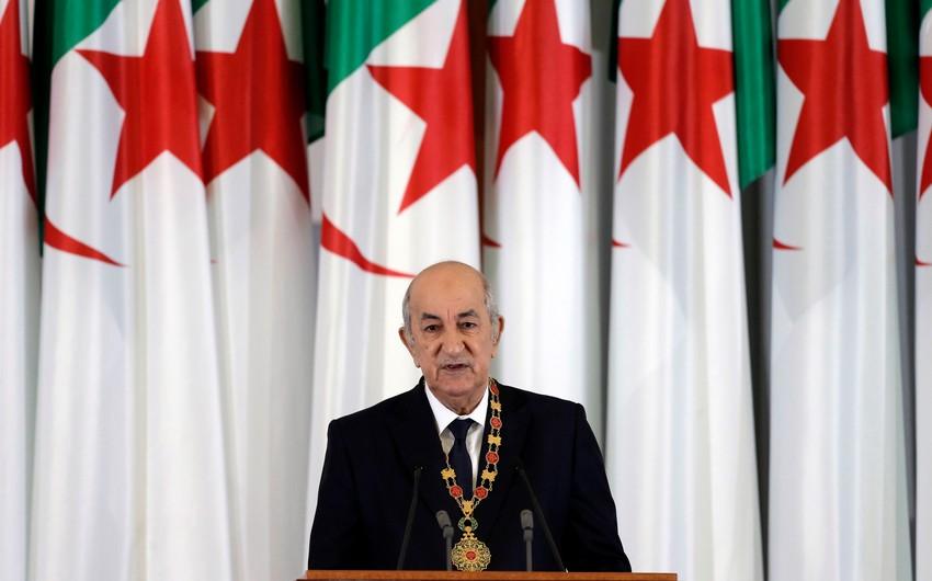 Президент Алжира объявил о роспуске нижней палаты парламента страны