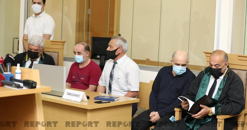 'I was mainly beaten by Khosrovyan,' victim says at court hearing - UPDATED -2
