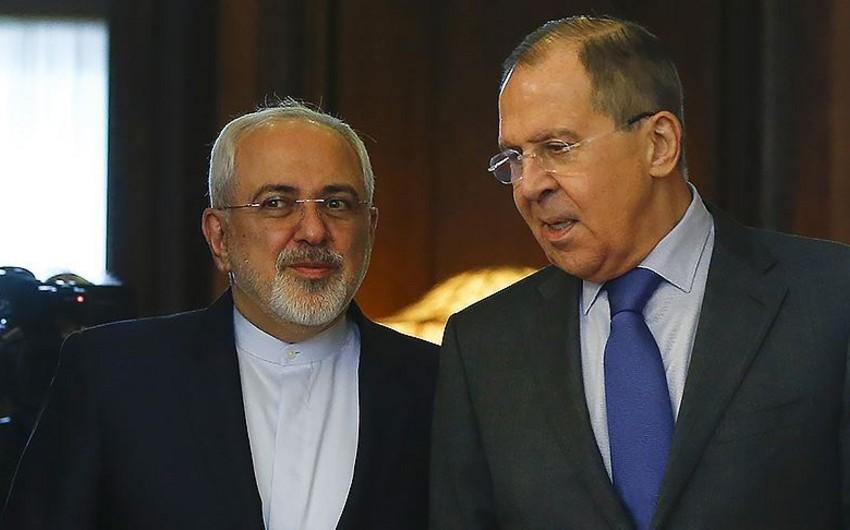 İran və Rusiyanın XİN başçıları regiondakı vəziyyəti müzakirə edəcəklər