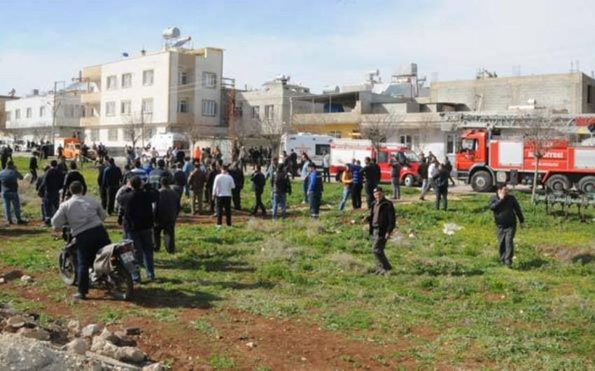 Suriyadan Türkiyə ərazisinə raket atılıb, 3 nəfər yaralanıb