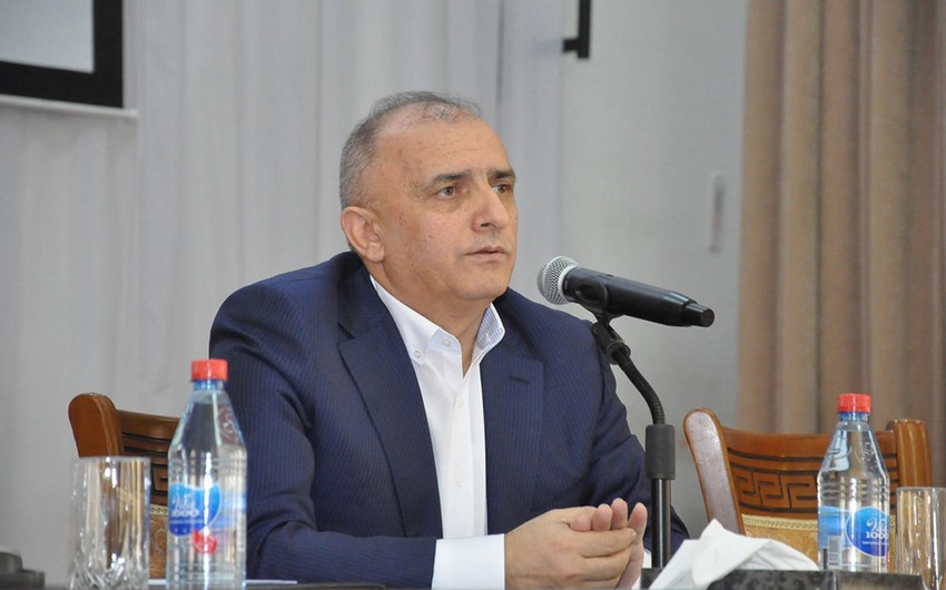 Afgan Abdullayev appointed to new position in Education Ministry