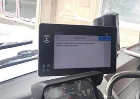 BNA: Paytaxtda avtobusların aralıq dayanacaqlarda saxlamasına qərar verilib