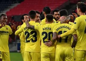 Avropa Liqası: Vilyarrealdan səfər qələbəsi, Arsenaldan heç-heçə