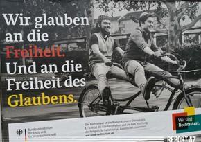 Almaniyada qaçqınların dini və cinsi orientasiyası yoxlanılmayacaq