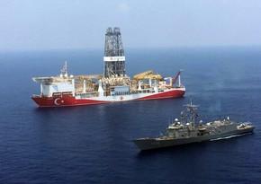 Турция начинает геологоразведку в Средиземном море