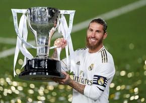 Ramos karyerasını Real Madriddə bitirmək istəyir