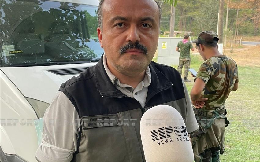 Заместитель министра Турции: Мы благодарим Президента Ильхама Алиева и азербайджанский народ