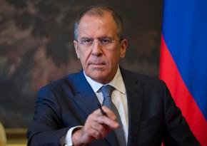 Лавров осудил санкции США против Турции