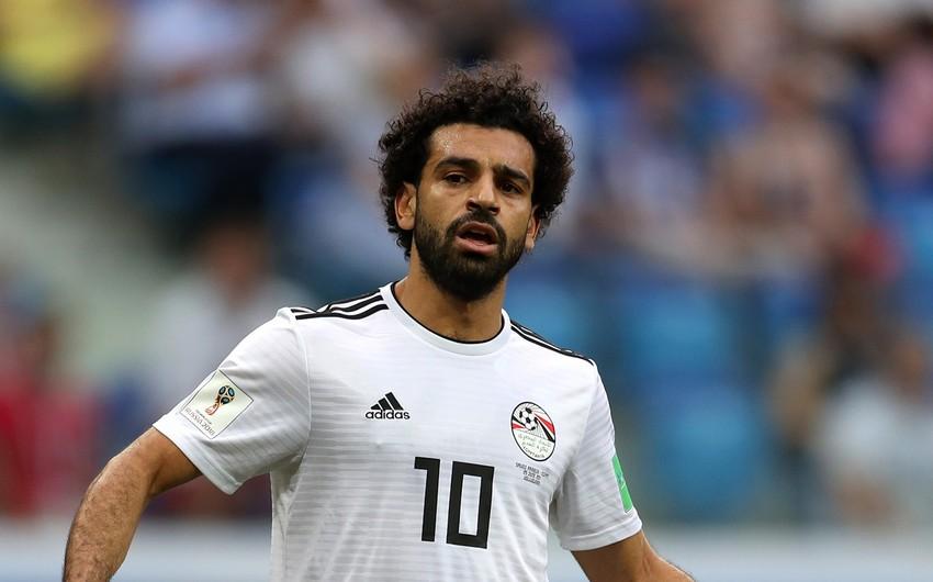 Мохаммед Салах не будет участвовать в Олимпиаде