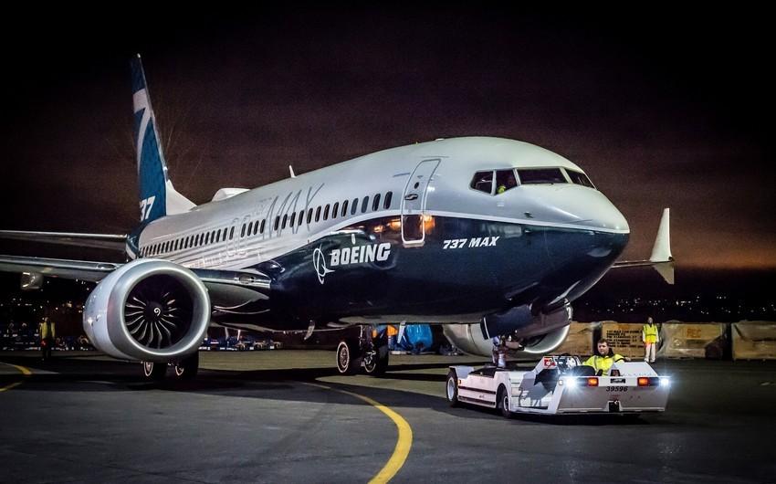 """""""Boeing 737 Max"""" təyyarələrində yenidən problem aşkarlanıb"""