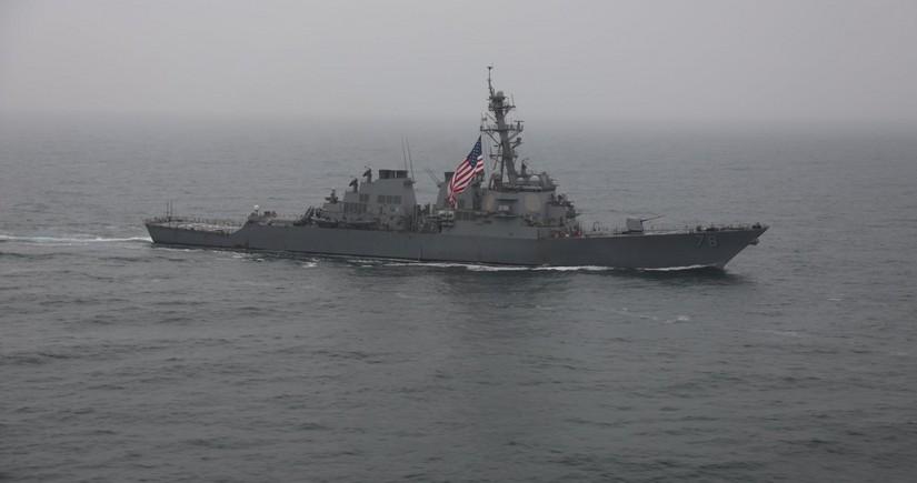 ABŞ və Ukrayna Qara dənizdə birgə hərbi təlim keçirib
