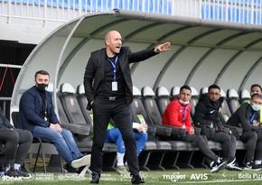 Samir Abasov: Gedək AFFA-ya yalvaraq ki, azarkeşləri stadiona buraxsınlar