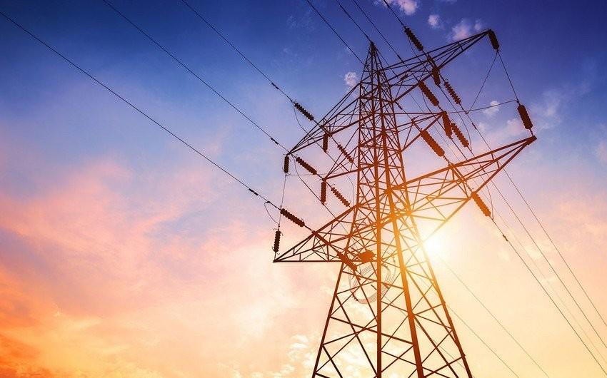 Azərbaycanın elektrik enerjisi ixracından gəlirləri 25 %-dən çox azalıb